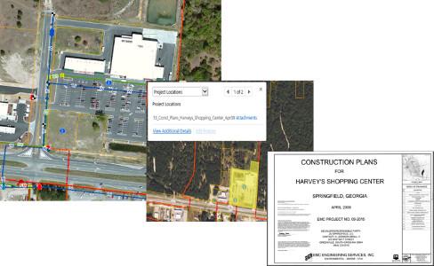 RightSpot Municipal GIS Services, Richmond Hill, Georgia