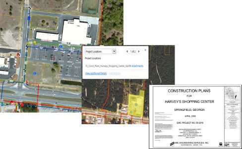 RightSpot™ Municipal GIS Services, Richmond Hill, Georgia